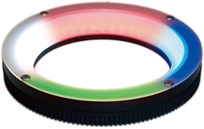 CCS Segmented Full Color LED Lights (4 quadrants) for Computational Imaging